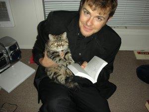 Beau livre, chat perdu