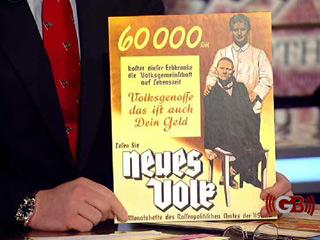 Nazi Propaganda [source:  Fox News]