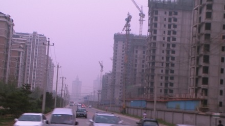Beijing Suburb (photo by Adam Cathcart)