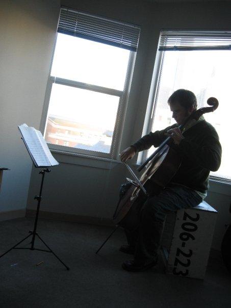 April 2009 Seattle apartment