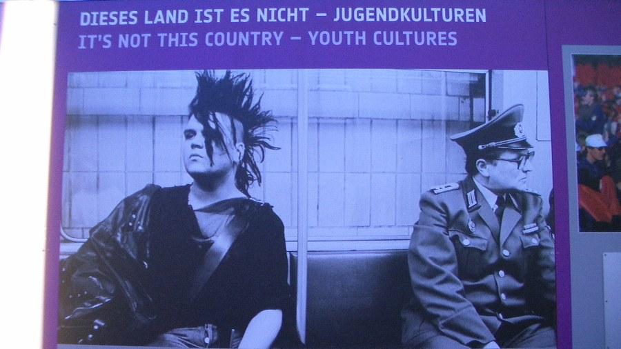 Alexanderplatz Exhibition/Ausstellung, July 2009, photo by Adam Cathcart