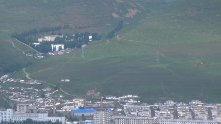 Hyesan, Ryanggang Province -- photo by Adam Cathcart