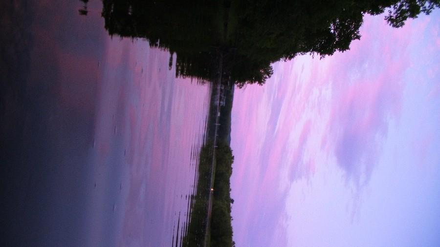 Shades of the Yalu - St. Croix River, Minnesota (photo by Adam Cathcart)