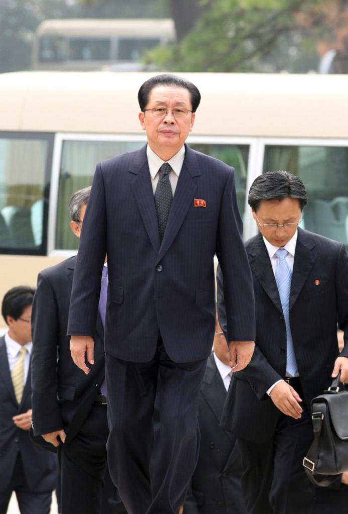 Jang Song-taek