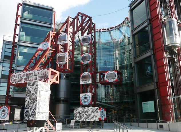 Channel 4 HQ in London, image via Wikimedia Commons