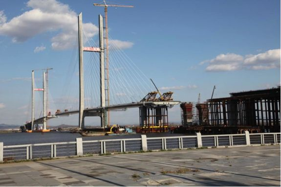 Bridge-Sinuiju