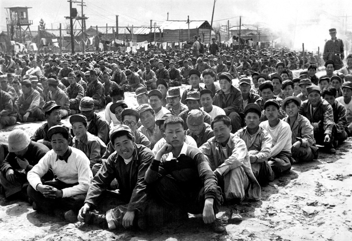 WAR & CONFLICT BOOKERA:  KOREAN WAR/PRISONERS
