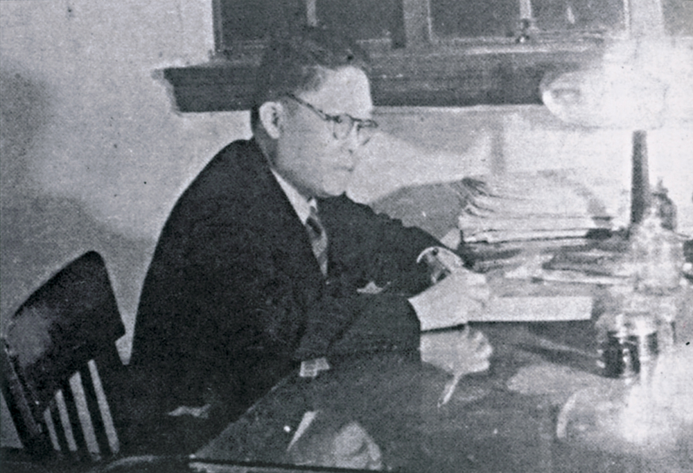 Wang Yunsheng in Office