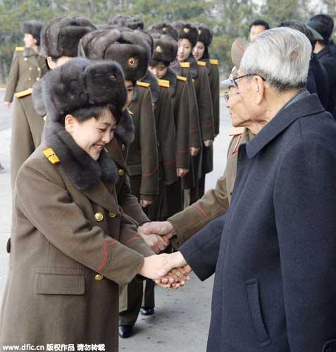 Moranbong to China, Kim Ki-nam