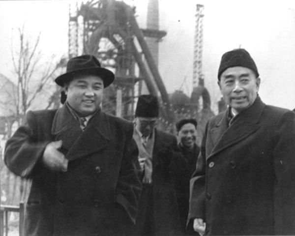 Kim-and-Zhou-Feb-1958