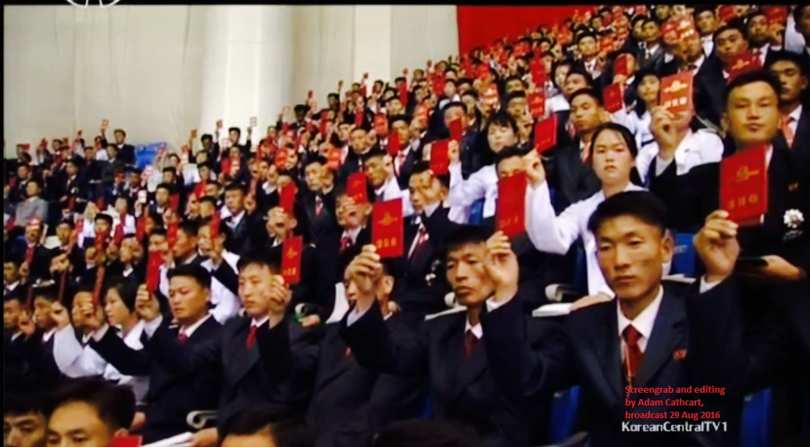voting-at-kim-il-sung-socialist-youth-league-congress-2016