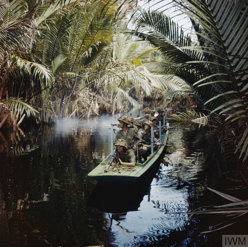 Queen's Own Highlanders in Brunei, 1962, via IWM.jpg