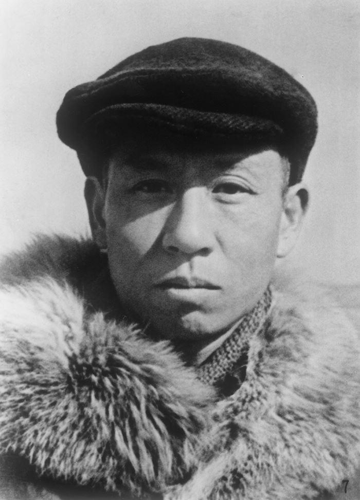 Liu Shaoqi in Yanan 1946